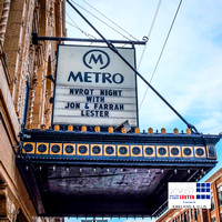 NVRQT Night with Jon and Farrah Lester at the Metro