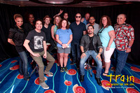 Pre-Sale Photos with TRAIN