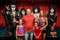 Masked Photos with KISS - Saturday